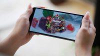 SHARP Indonesia Ramaikan Pasar Ponsel Pintar dengan SHARP Aquos V