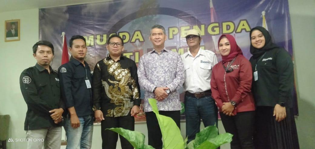 Walikota Jambi, Dr H Syarif Fasha resmi menutup Musyawarah Daerah (Musda) II Ikatan Jurnalis Televisi Indonesian (IJTI) Jambi