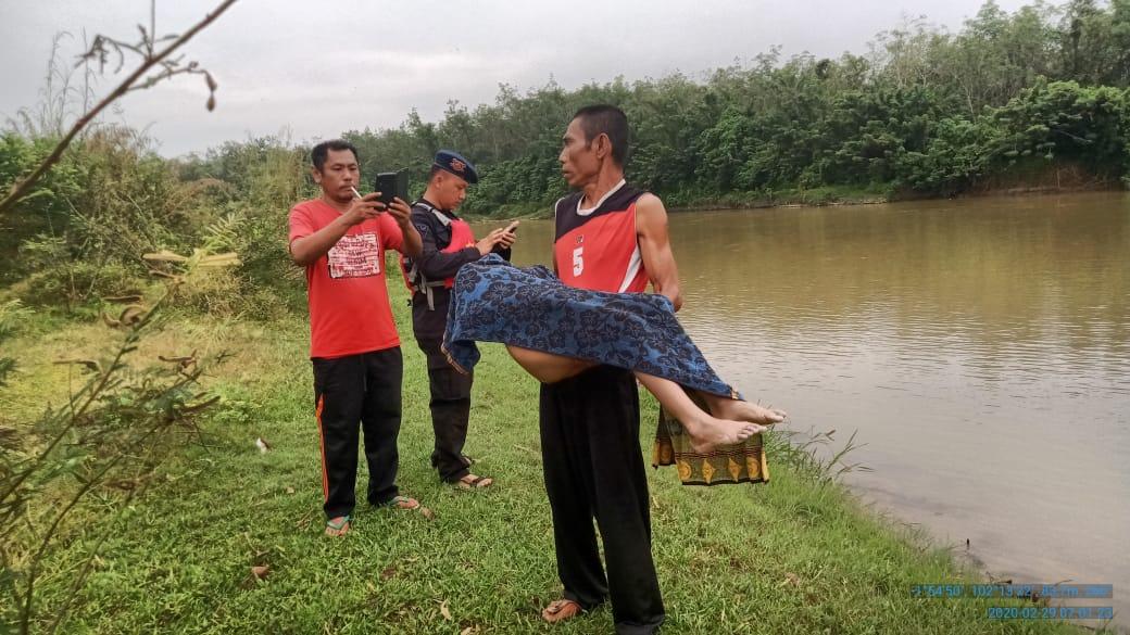 Bangko,Merangin,Jasad Bocah Delapan Tahun Ditemukan
