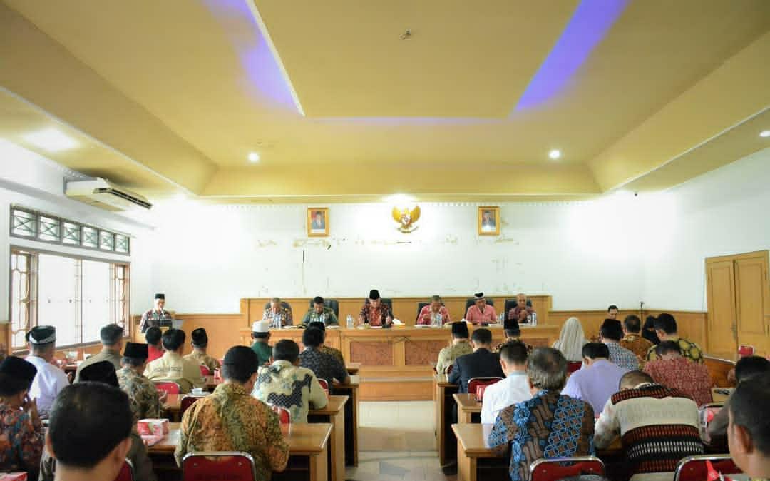 Bupati Sukandar Minta Peran Aktif Semua Elemen Tangkal Ancaman Ipoleksosbudhankam